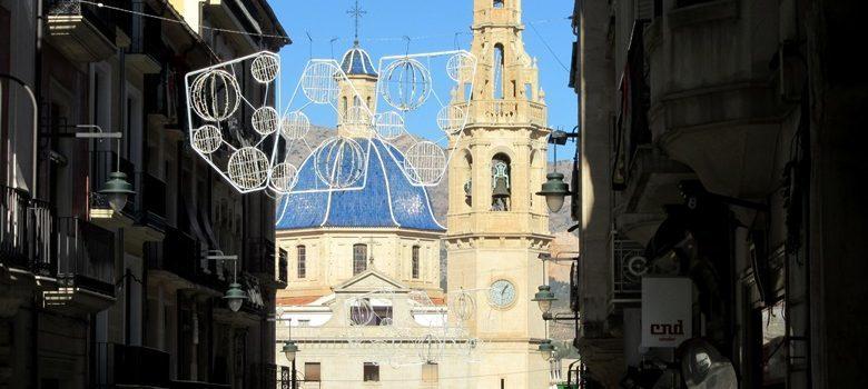iglesia santa maria alcoy
