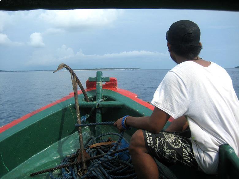 barco viaje