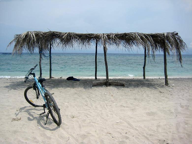bicicleta viaje