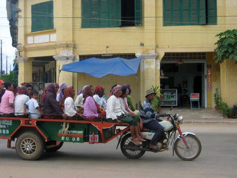 taxi camboya