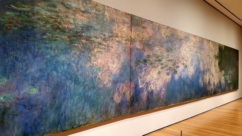 Monet MoMA
