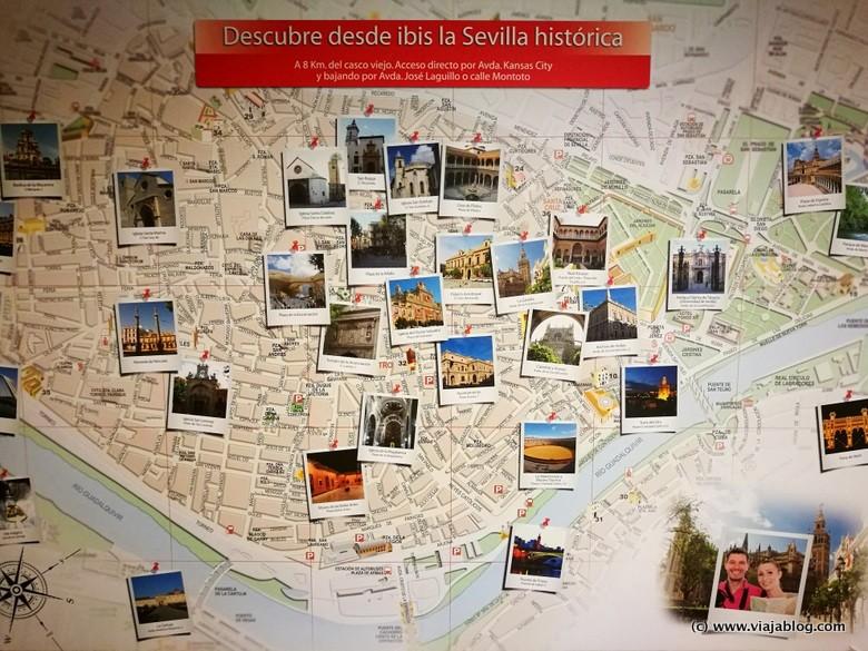 Descubre Sevilla Hotel Ibis
