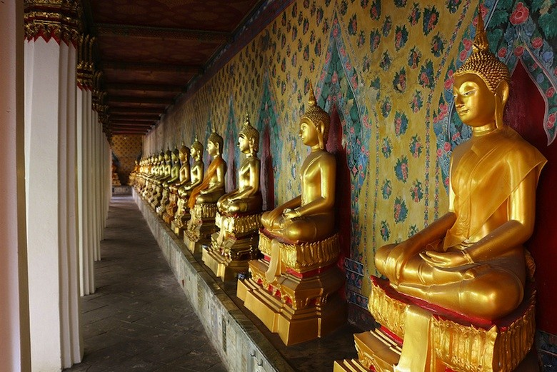 Templo Wat Arun, Bangkok, Tailandia