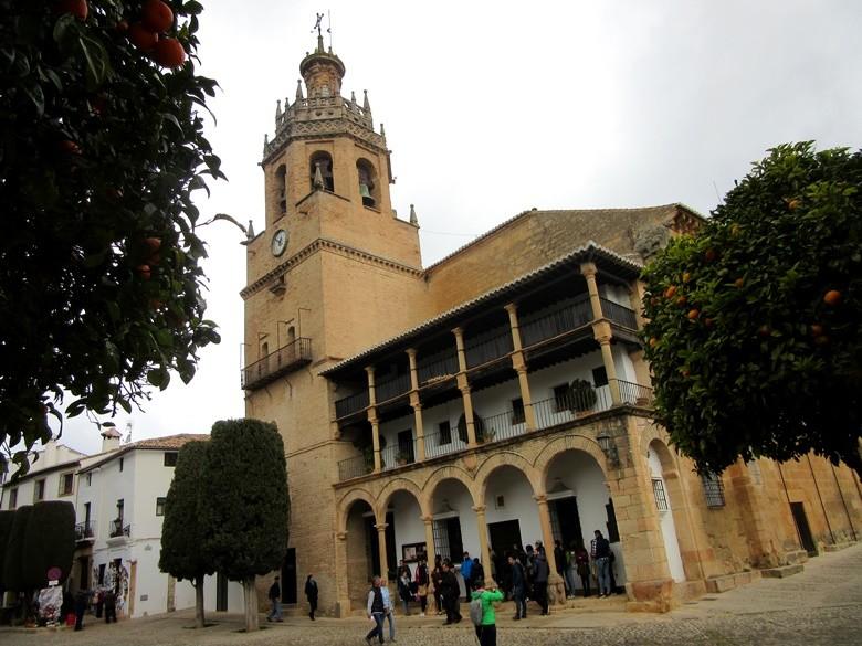 Ronda Santa María la Mayor