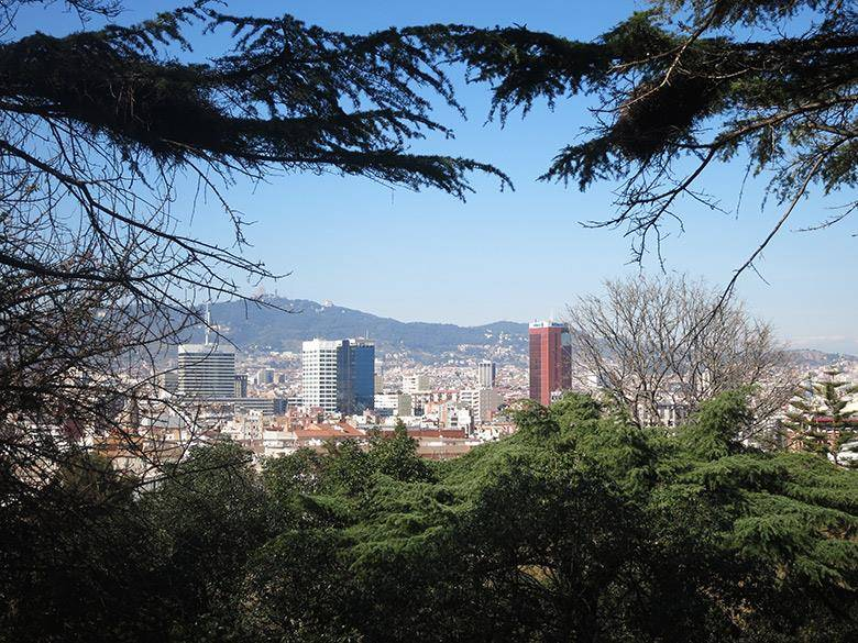 vistas Barcelona
