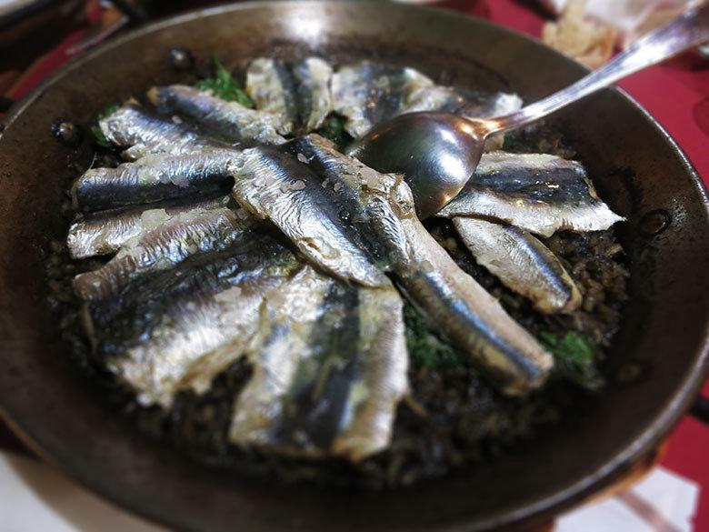 arroz Llagut