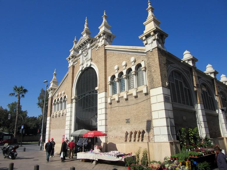 Mercado de las Verónicas Murcia