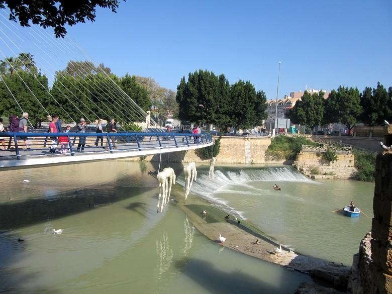 Pasarela Manterola Murcia