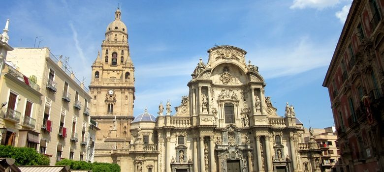 Plaza Catedral de Murcia