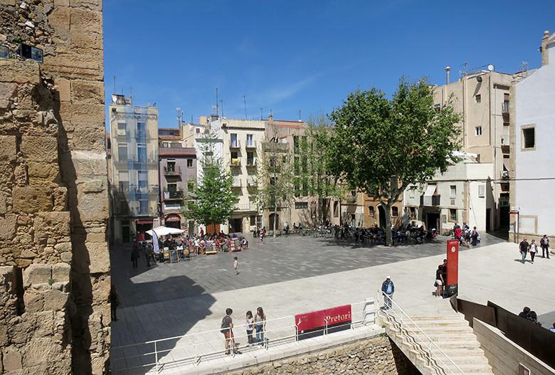 plaza rei tarragona