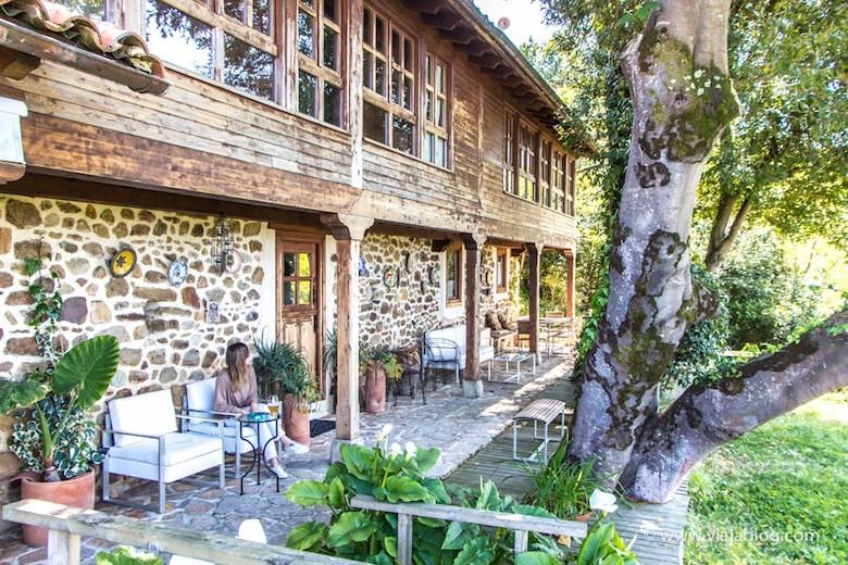 Casa Rural Los Llaureles (Torazo, Asturias)