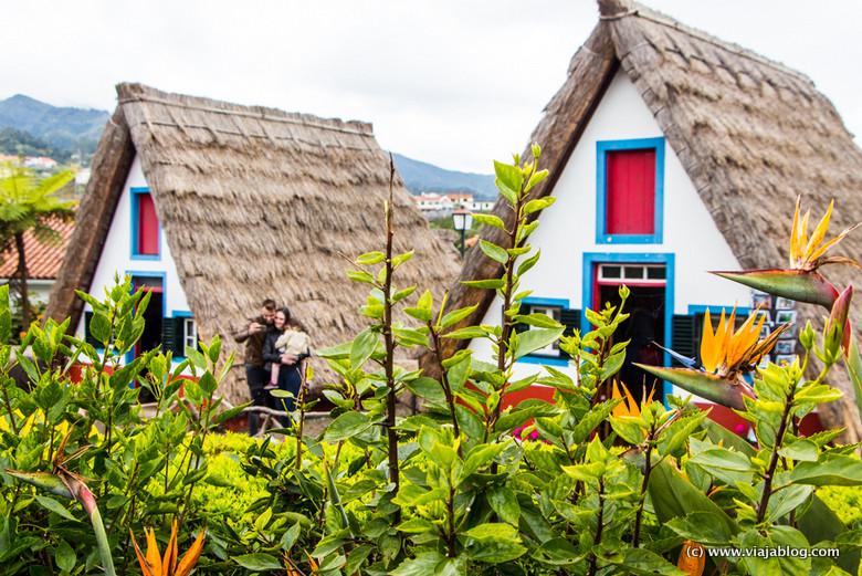 Casas típicas, Isla de Madeira
