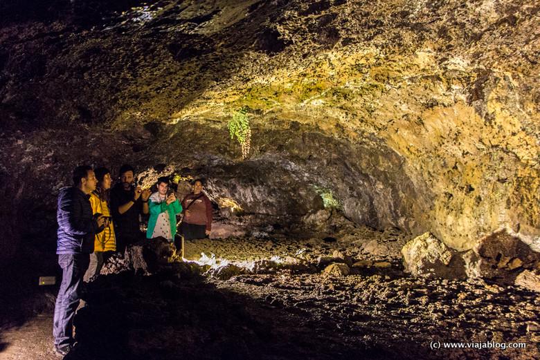 Cuevas São Vicente, Isla de Madeira