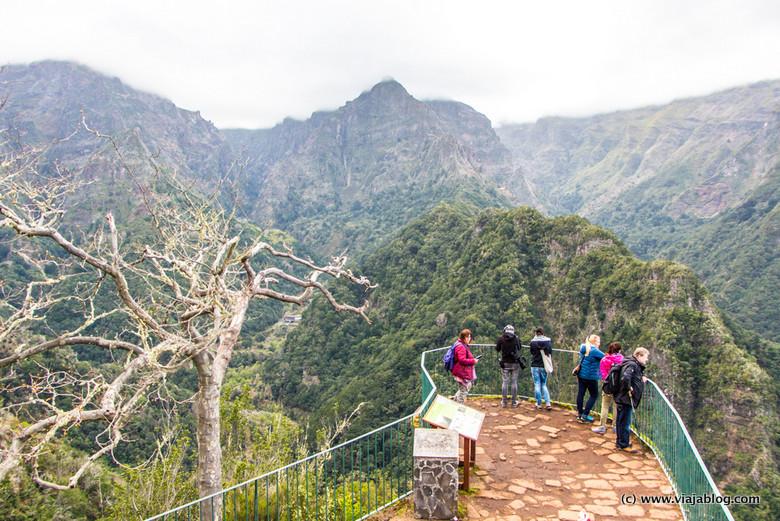 Mirador Dos Balcoes, Isla de Madeira