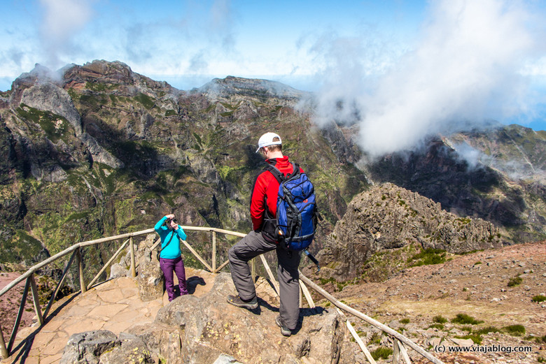 Pico do Areeiro, Isla de Madeira