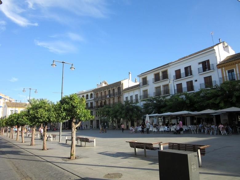 Plaza del Altozano, Utrera