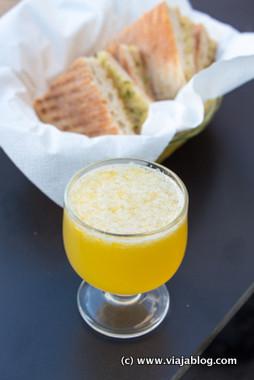 Poncha, bebida típica Isla de Madeira