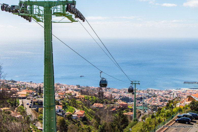 Teleférico de Funchal, Isla de Madeira