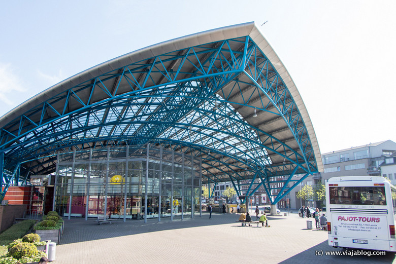 Estación de Halle, Tour de Geuze