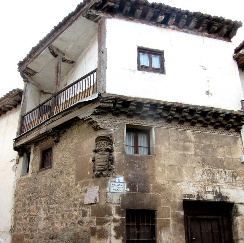 Casa Obispo Peña Covarrubias