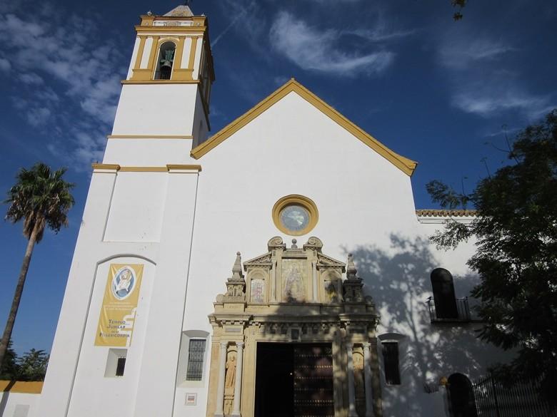 Fachada convento de Nuestra Señora de la Consolación