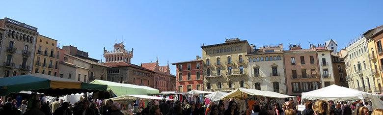 mercat de vic