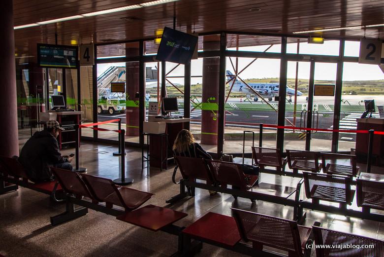 Aeropuerto de Porto Santo Madeira