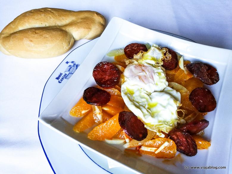 6 restaurantes y 1 bar donde comer bien en Las Hurdes (y a buen precio)