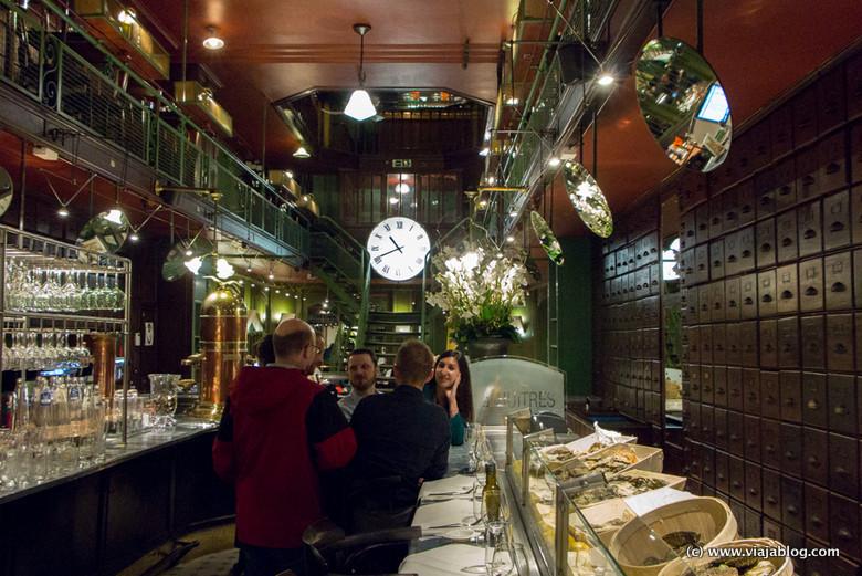La Quincaillerie Restaurante Bruselas