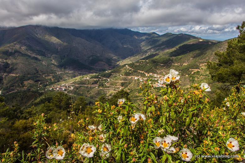 Mirador de las Carrascas, Las Hurdes, Cáceres, Extremadura