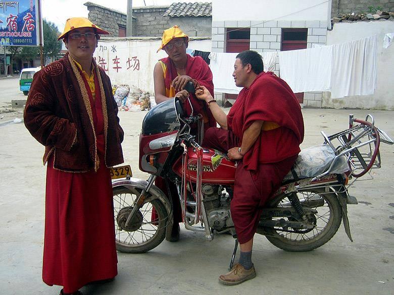 litang china
