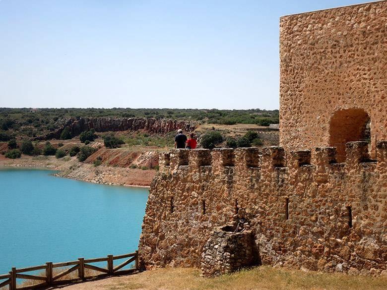 castillo Peñarroya