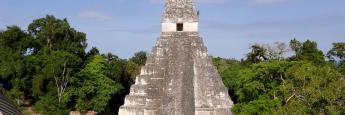 Plaza Central de Tikal