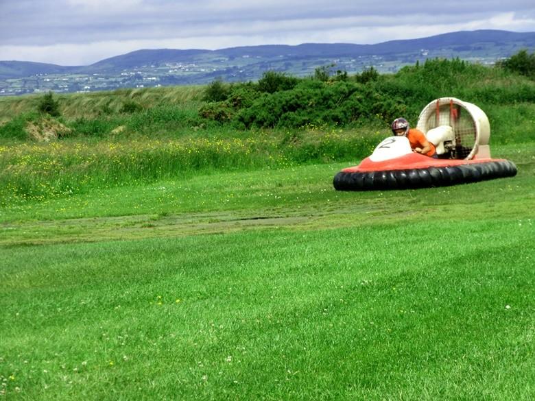 Hovercraft Irlanda del Norte