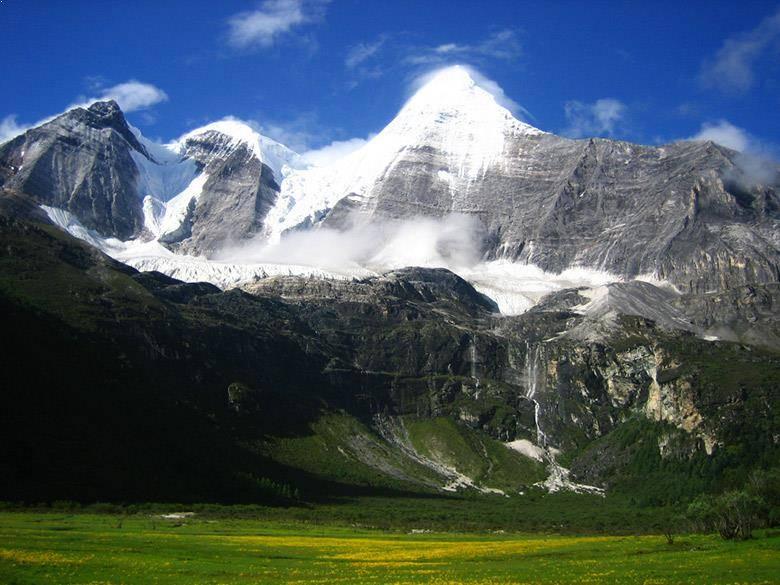 Yading Sichuan