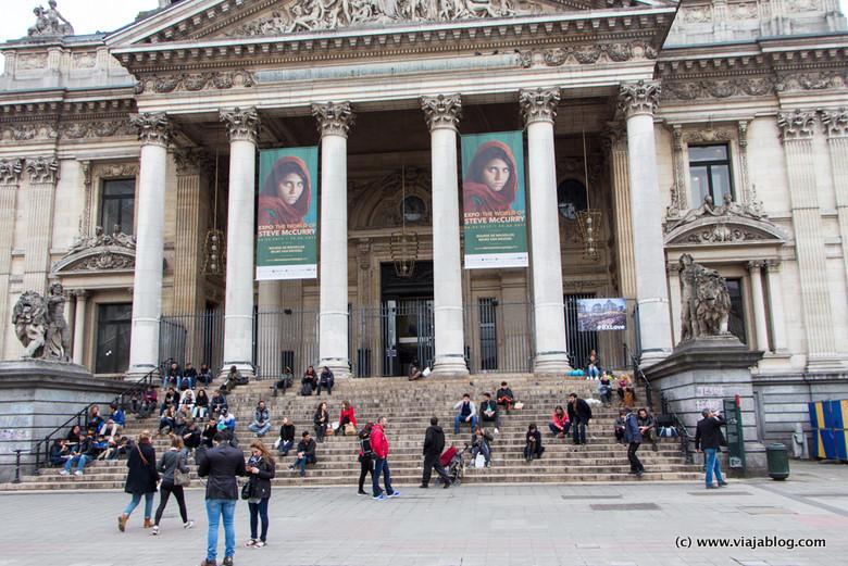 Museo en Bruselas (Bélgica)