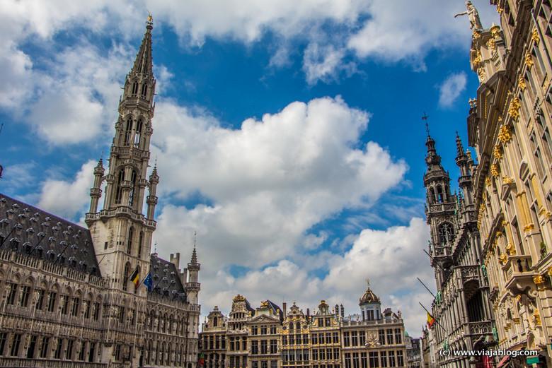 Gran Plaza de Bruselas (Bélgica)