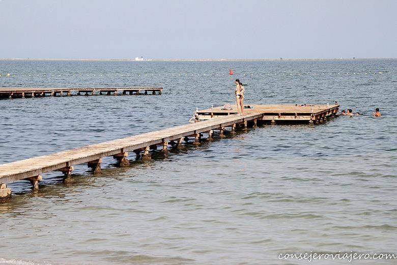 balneario mar menor