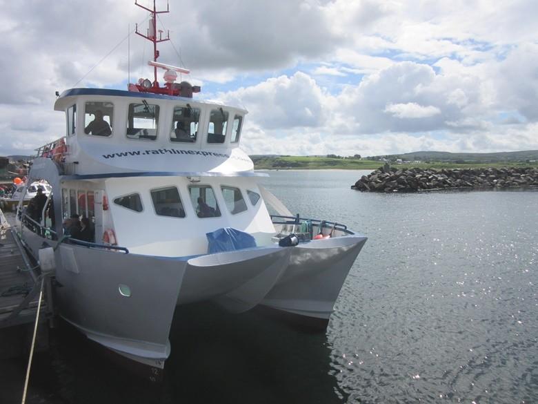 ferry rathlin