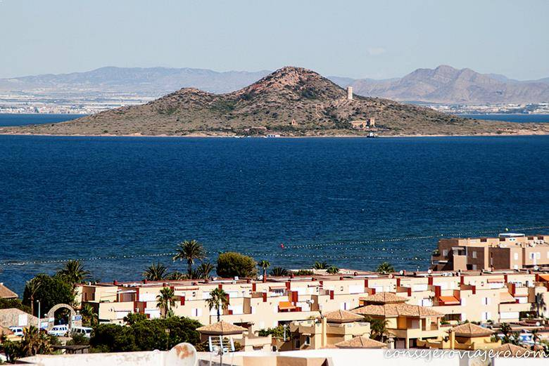 isla baron mar menor