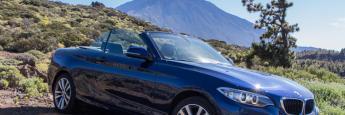 Coche Alquiler Sixt en PN Teide, Tenerife, Islas Canarias
