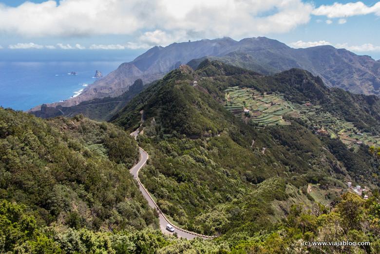 Parque Rural de Anaga, Tenerife, Islas Canarias