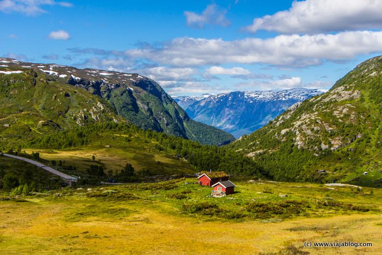Pullmantur Cruceros, Fiordos del Norte en Noruega