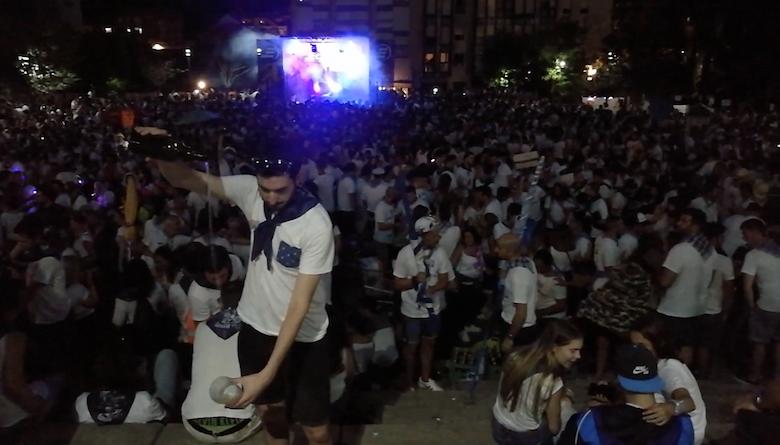 Rally de la Sidra en Candás (Asturias)