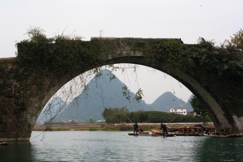 puente dragon yangshuo