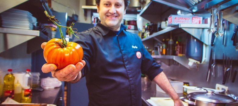 Pepe Ron del Restaurante Blanco en Cangas del Narcea