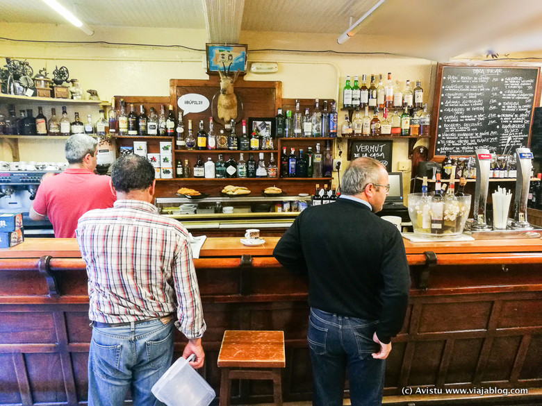 Restaurante Bar Blanco en Cangas del Narcea (Asturias)