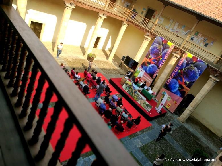 Entrega de Premios, Festival Vendimia Cangas de Narcea, Asturias