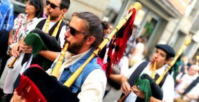 Festival Vendimia Cangas de Narcea, Asturias