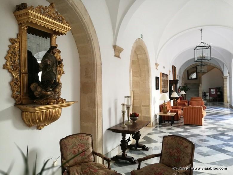 Hotel Monasterio de San Miguel, Puerto de Santa María (Cádiz)